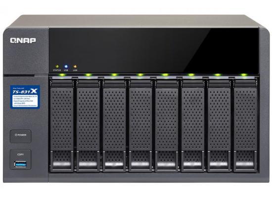 QNAP TS-831X-4G NAS Storage 8-bay