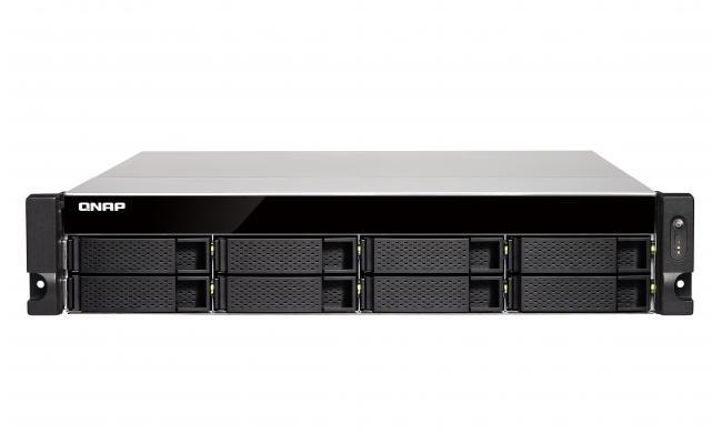 Qnap TS-873U-RP-8G NAS Storage 8-bay