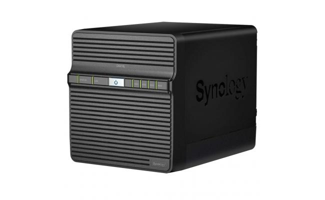 Synology NAS Storage DiskStation DS416j