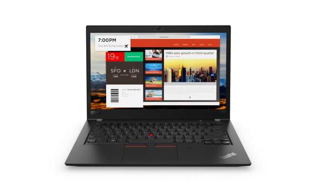 Lenovo ThinkPad T480 Core-i7-8th