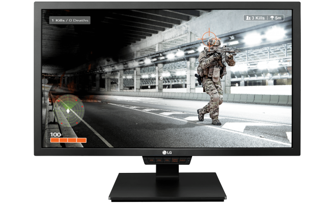 LG 24GM79G-B: 24 Class Full HD Gaming Monitor