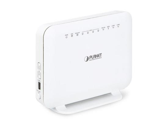 Planet 300Mbps Dual Band Wireless VDSL2 Router