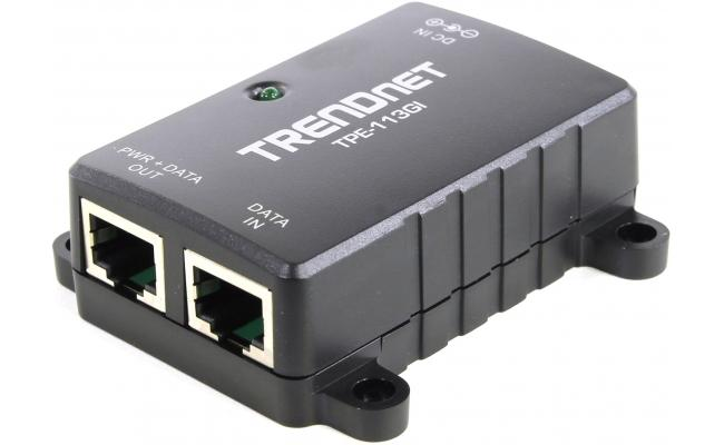 Trendnet Gigabit Power over Ethernet (PoE) Injector