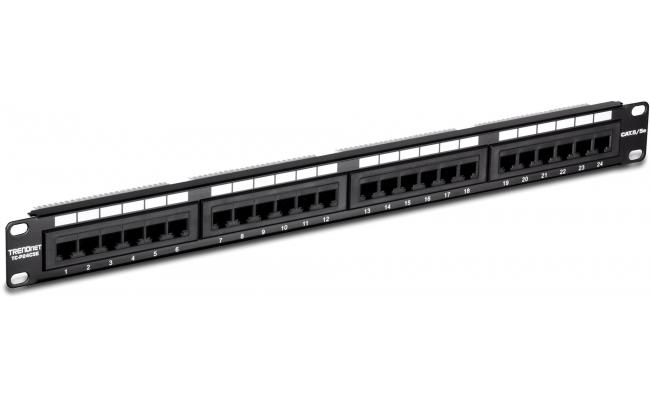 Trendnet Patch Panel TC-P24C5E CAT.5