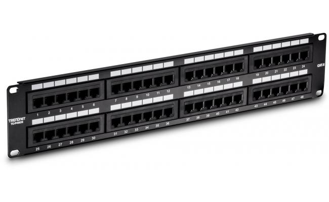 Trendnet Patch Panel TC-P48C6 CAT.6