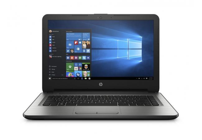 HP Notebook - 15-bs037ne