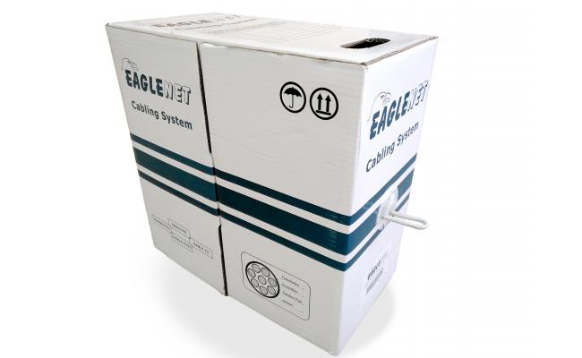 EAGLENET Installation Network UTP Cable 1000ft CAT6 24 AWG