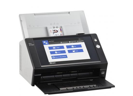 Fujitsu N7100 - document scanner - desktop
