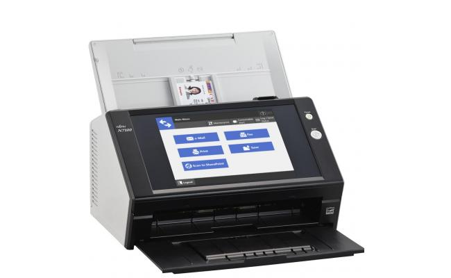 Fujitsu N7100 - document scanner - desktop