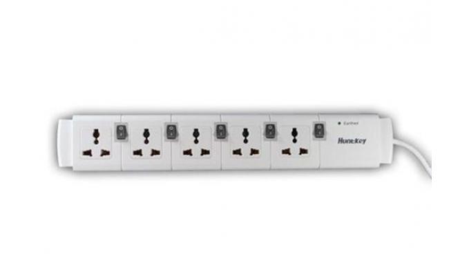 Huntkey Power Strip 5 Outlet SZN502-3