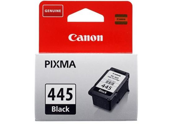 Canon Ink Cartridge PG-445 Black