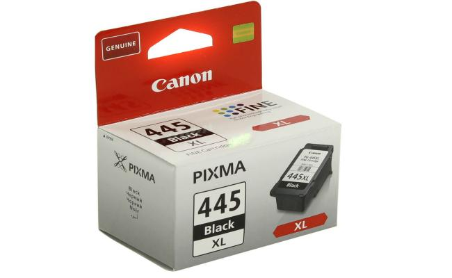 Canon Ink Cartridge PG-445XL Black