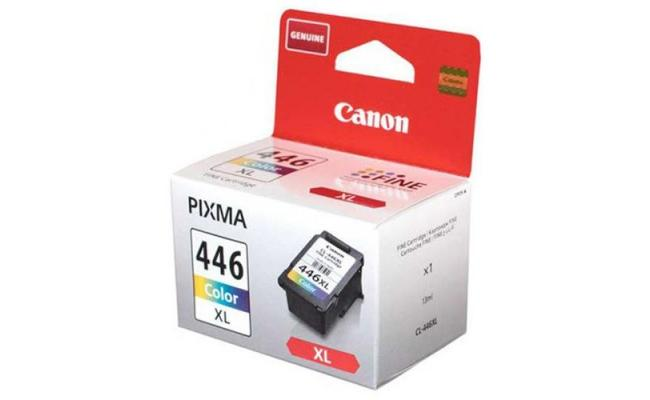 Canon Ink Cartridge CL-446XL Color