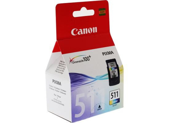 Canon Ink Cartridge CL-511 Color