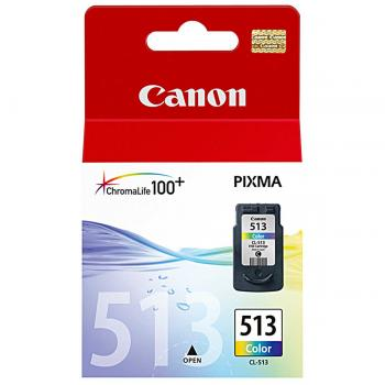 Canon Ink Cartridge CL-513 Color