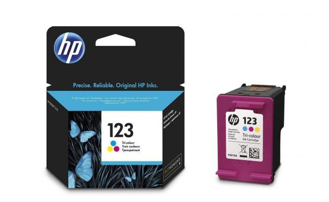 HP 123 Color