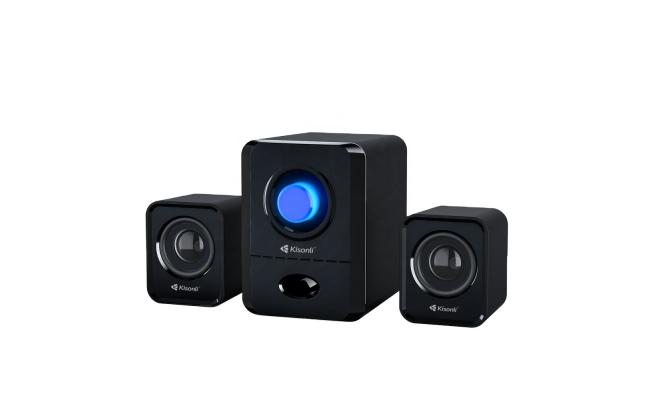 Kisonli usb 2.1 pc speaker model u-2900