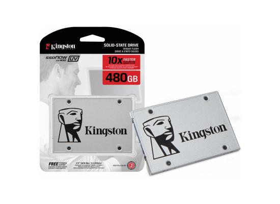 Kingston 480GB SSDNow UV400 SSD