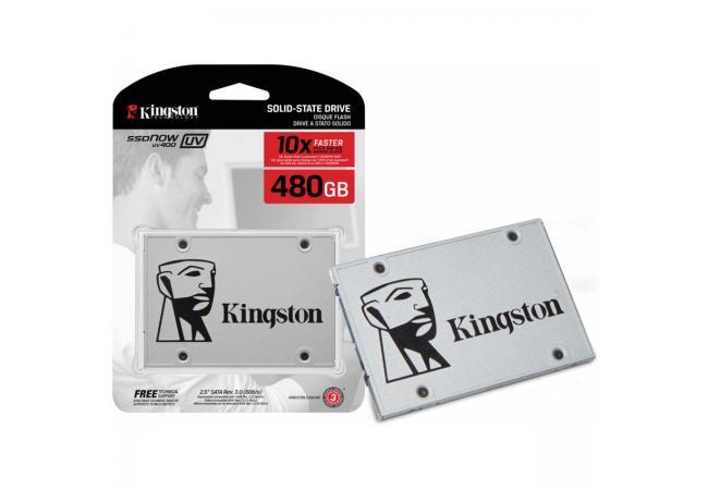 Kingston 480GB SSDNow UV400 SSD