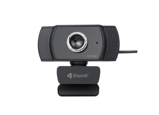 Kisonli USB Webcam HD 1280 x 720