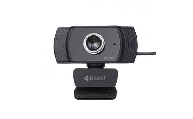USB webcam1280 x 720 Kisonli HD-723
